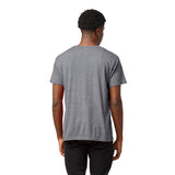 Boise State College Vault Men's Heather Grey Victory Falls Short Sleeve Tee