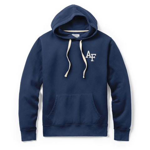 Air Force Falcons Men's Royal Blue Stadium Hood Sweatshirt
