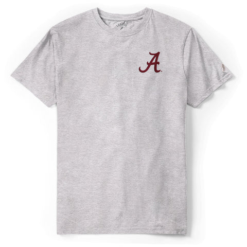 Alabama Crimson Tide Men's All American Short Sleeve Tee