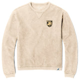 Army Black Knights Unisex Vanilla Timber Crew Corded Sweatshirt
