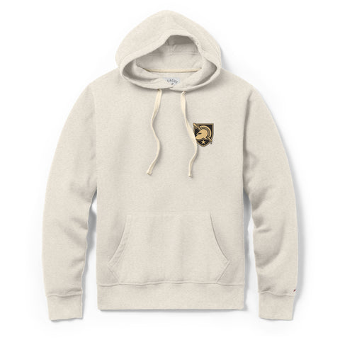 Army Black Knights Men's Oatmeal Stadium Hood Sweatshirt