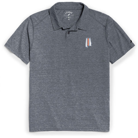 Samford + Donahue Men's Short Sleeve Polo Tee Shirt