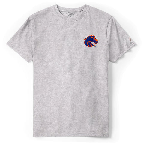 Boise State Broncos Men's All American Short Sleeve Tee