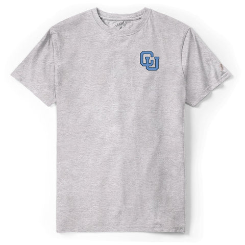Columbia University Lions Men's All American Short Sleeve Tee