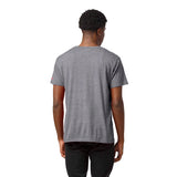 Columbia University Lions Heather Grey Victory Falls Short Sleeve Tee
