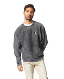Florida State Seminoles Unisex Graphite Timber Crew Corded Sweatshirt