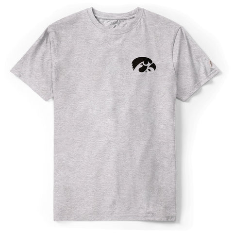 Iowa Hawkeyes Men's All American Short Sleeve Tee
