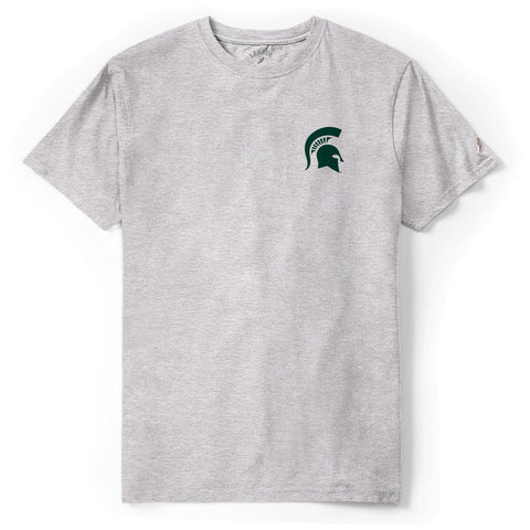 Michigan State Spartans Men's All American Short Sleeve Tee