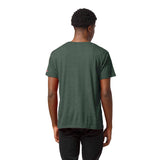 Michigan State Spartans Heather Green Victory Falls Short Sleeve Tee