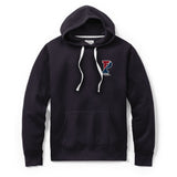 Penn Men's Navy Stadium Hood Sweatshirt