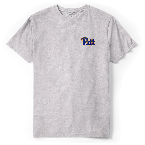Pittsburgh Panthers Men's All American Short Sleeve Tee