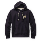 Navy Midshipmen Men's Navy Stadium Hood Sweatshirt