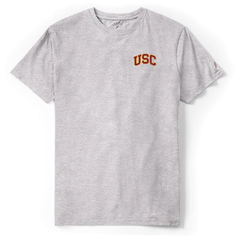 USC Trojans Men's All American Short Sleeve Tee