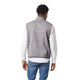 USC Trojans Men's Heather Grey Saranac Full Zip Vest