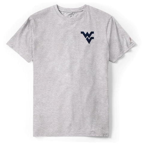 West Virginia Mountaineers Men's All American Short Sleeve Tee