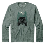 RM110 Reclaim Graphic Long Sleeve Tee