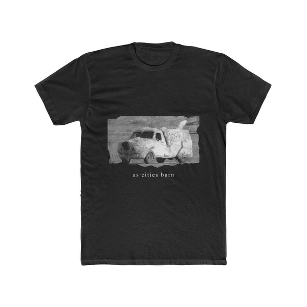 """84 Sheepdog"" Men's Cotton Crew Tee"