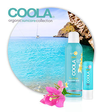 Coola Organic Suncare Products