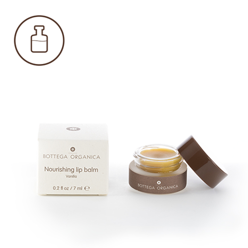 Nourishing Lip Balm Vanilla - Sable Beauty
