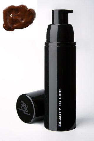 Satin Foundation Fluid - Sable Beauty - 10