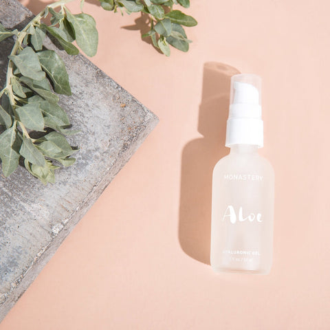 Aloe Hyaluronic Gel