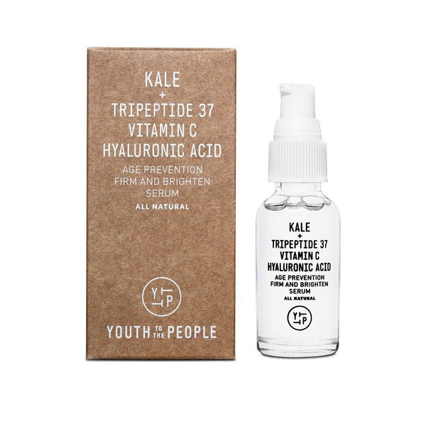 YTTP Kale + Hyaluronic Acid Brightening Serum - Sable Beauty - 1