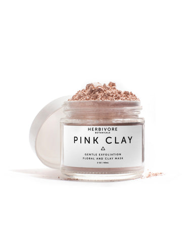 Pink Clay Exfoliating Mask - Sable Beauty - 2