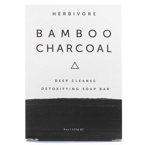 Bamboo Charcoal Cleansing Bar Soap - Sable Beauty - 1