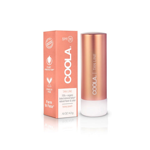 COOLA Tinted Mineral Liplux SPF 30 (Tan Line)