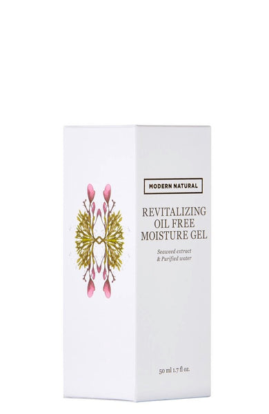 Revitalizing Oil Free Moisture Gel