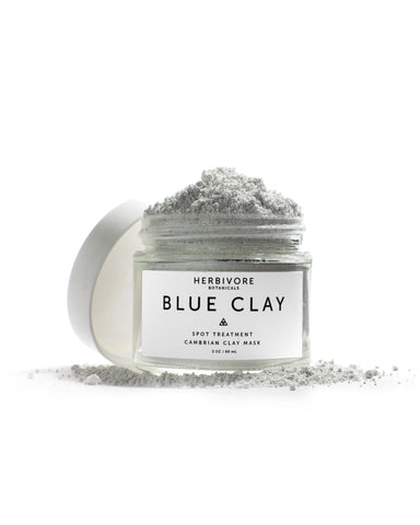 Blue Clay Spot Treatment Dry Mask - Sable Beauty - 2