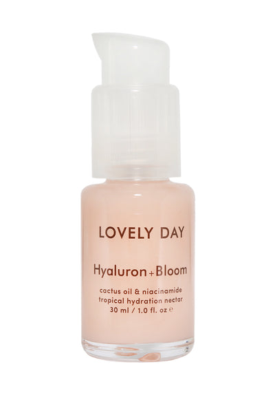 Hyaluron + BLOOM Tropical Hydration Nectar