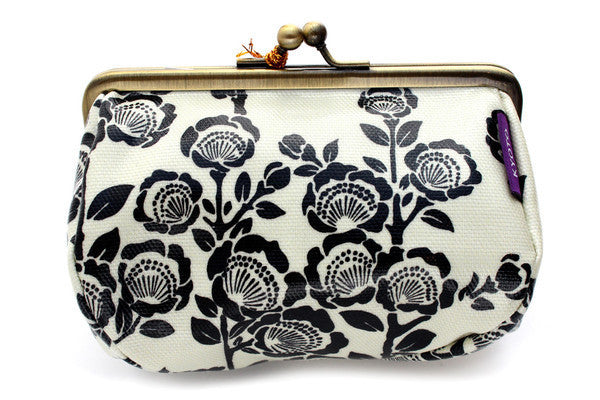 Seisuke88-Cosmetic Bag (Camellia) - Sable Beauty