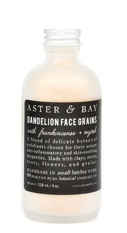 Dandelion Exfoliating Face Powder - Sable Beauty