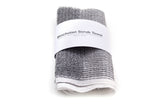 Binchotan Charcoal Body Scrub Towel - Sable Beauty - 2