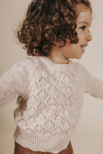 Load image into Gallery viewer, Sienna Knit - Raspberry Fleck