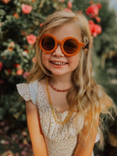 Load image into Gallery viewer, Sustainable Kids Sunglasses - SPICE