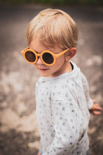 Load image into Gallery viewer, Sustainable Kids Sunglasses - GOLDEN