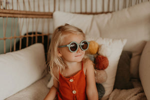 Sustainable Kids Sunglasses - FERN