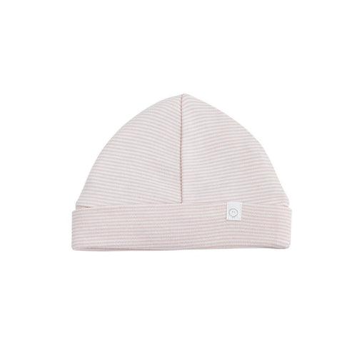 Hat - Blush Stripe