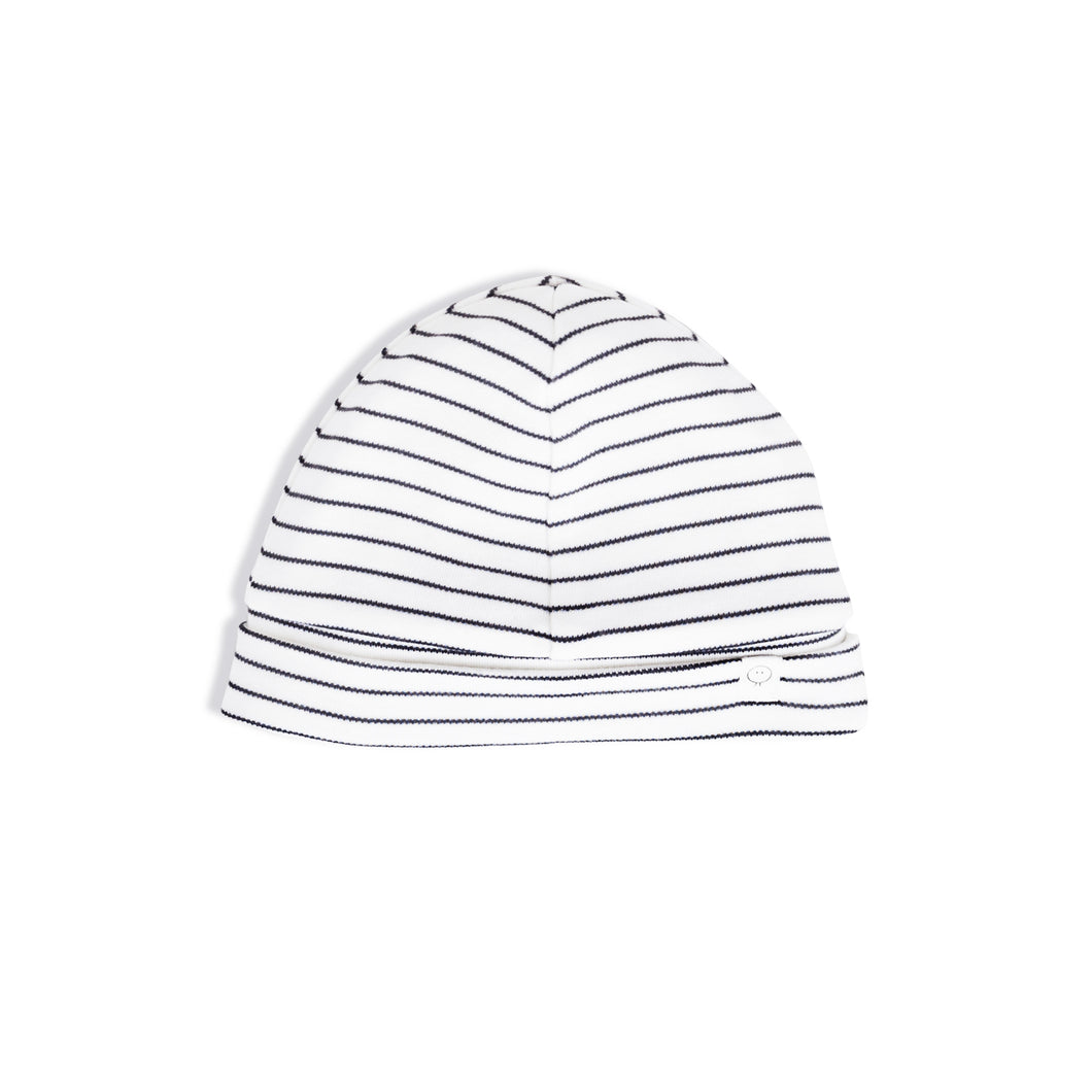 Hat - Grey Stripe