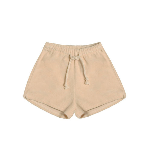Pebble Terry Rope Shorts