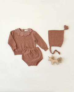 Knit Bloomer | clay