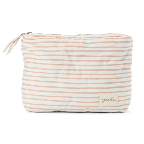 On The Go Travel Pouch - Rose Pink