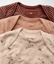 Load image into Gallery viewer, CUE 3 PACK BODY - NOSTALGIE/STRIPED/BLUSH