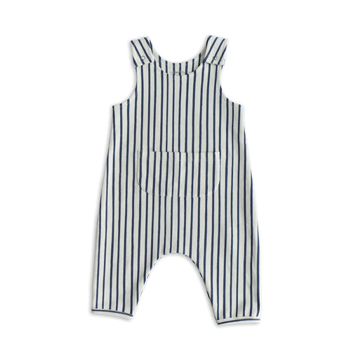 Overall - Stripes Away Ink Blue
