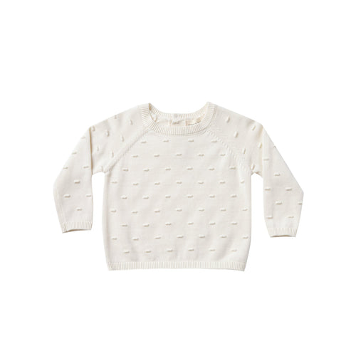 Bailey Knit Sweater | ivory