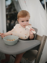 Load image into Gallery viewer, Silicone Baby Bib (Dinosaurs)
