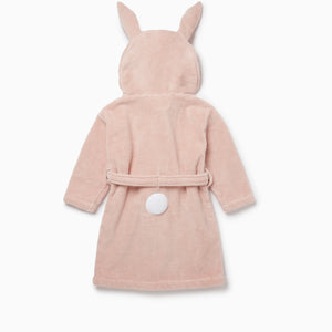 Bunny Hooded Bath Robe