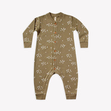 Load image into Gallery viewer, Fleece Jumpsuit | olive